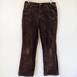 Gloria Vanderbilt Soft Velvet Pants